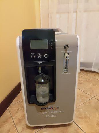 Concentrator Oxigen cu nebulizator RespiroX