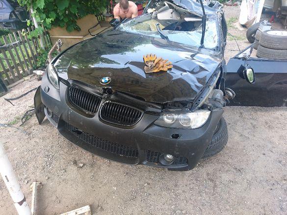 БМВ Е92 335i 306коня на части BMW E92 335i 306hp keyless