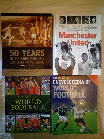 Енциклопедии за футбола на английски