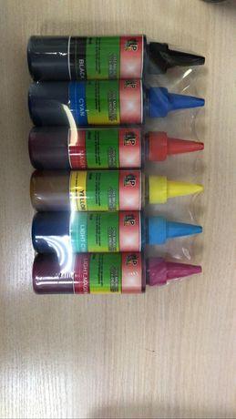 Чернила краска для принтеров Epson епсон