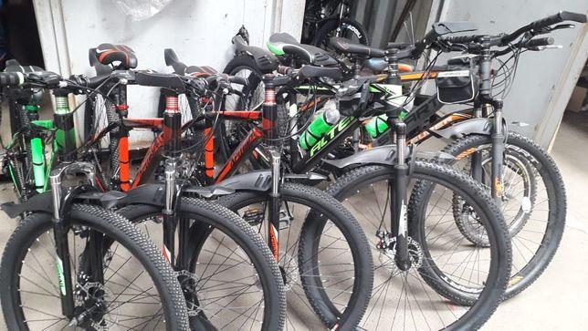 Оптом велосипеды всех размеров