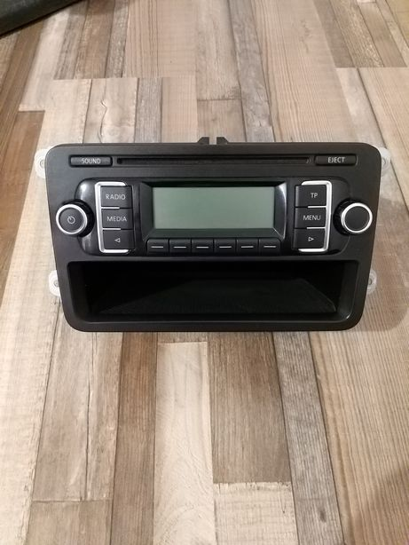 Player Mp3 Radio Original Volkswagen
