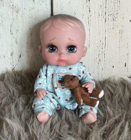Куколка пупс 14 см