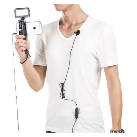 Петличный микрофон, петличка
