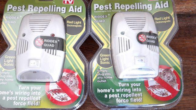 Pest Repeller. Pest Repelling Aid. Impotriva rozatoarelor. 2 buc. NOU!
