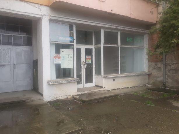 Inchiriez spatiu comercial in orasul Buhusi jud Bacau