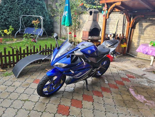 Yamaha yzf 125 cmc 2014
