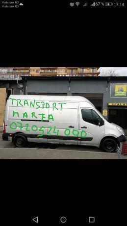 Transport. Marfa. Mobila