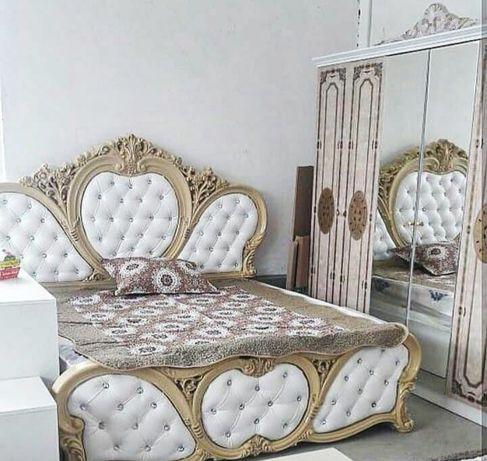 Спальный гарнитур Роза Гранд дёшево мебель со склада самые низкие цен
