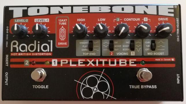 Radial Tonebone Plexitube - Efect pentru chitară