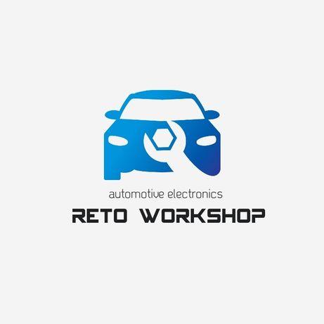 Софтуерни услуги- Volvo, Opel, Psg16, Siemens,клониране