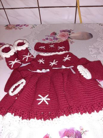 Set rochiță fetițe