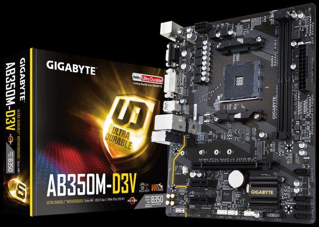 Kit gaming ryzen 7 1800x cu Gigabyte GA-AB350M , GA-AX370-Gaming K5