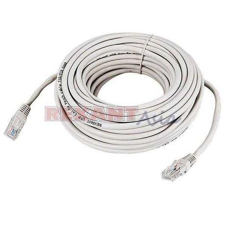 Кабель для интернета, Lan кабель, Upt 10,15,20,30 м от 1000 тг за 10м