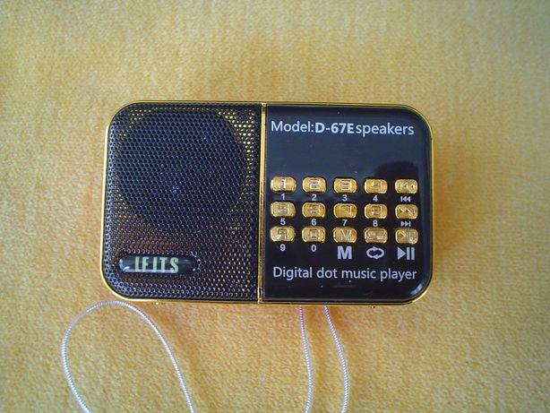 aparat radio portabil - nou