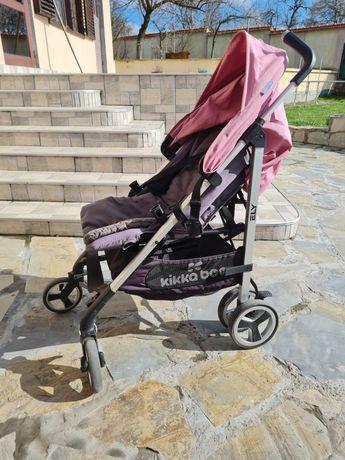 Лятна количка  Kikka boo тип чадър