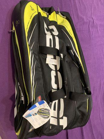 Vand geanta 12 rachete tenis Babolat Aero