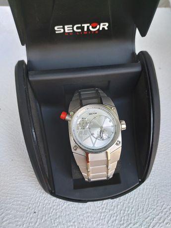 Мъжки луксозен швейцарски часовник Sector swiss made