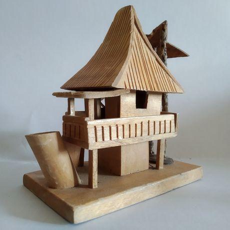 Casutã lemn - decor ARTIZANAT VINTAGE