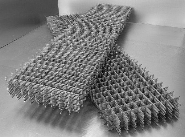 Производство арматурной сетки (кладочная) из российской проволоки
