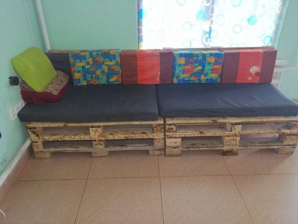 Мебель из палетов