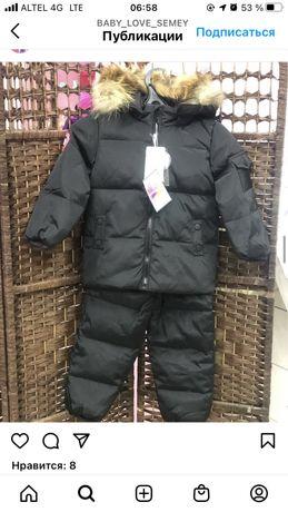 Детская куртка на 3-5 лет
