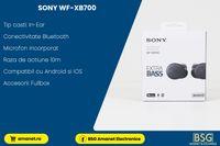 Casti Bt Sony WF-XB700 - BSG Amanet & Exchange