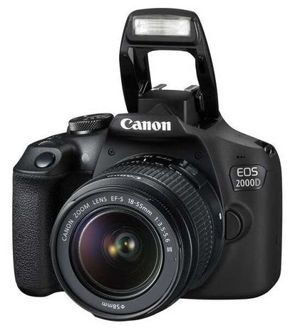 Фотоаппарат Canon 2000d