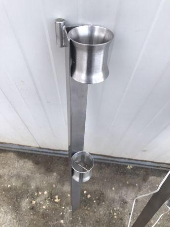 Стойки за сомски въдици от неръждаема стомана