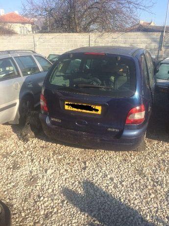 Части за Renault Scenic 1.9Dci. 105кс 2002г