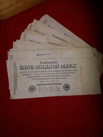 1000000 mark din 1923