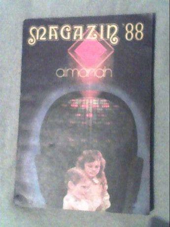 almanahul Magazin '88, in perfecta stare, vand / schimb