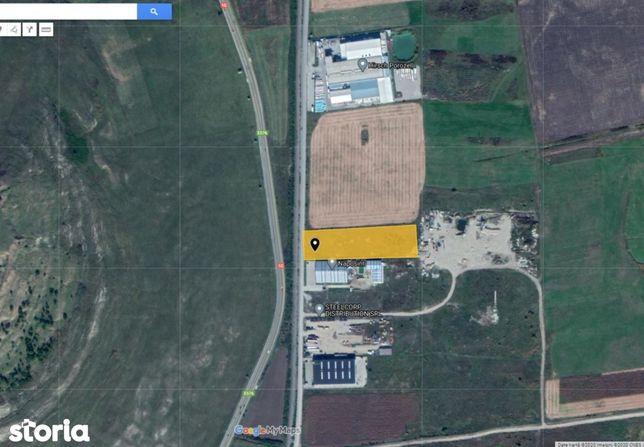 Teren pentru Constructii Industriale / Hale - JUCU -Parcul TETAROM 3