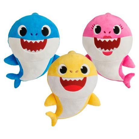 3 plusuri muzicale baby shark originale pinkfong