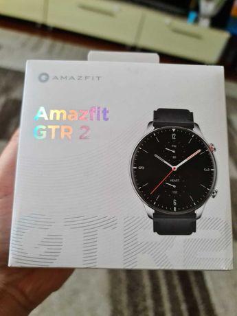 Смарт часы XIAOMI Amazfit GTR 2 Classic (не носились, гарантия 12 мес)