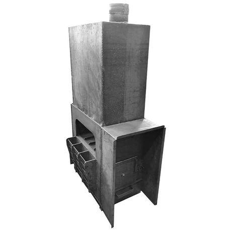 Банная квадратная печь (от завода изготовителя)