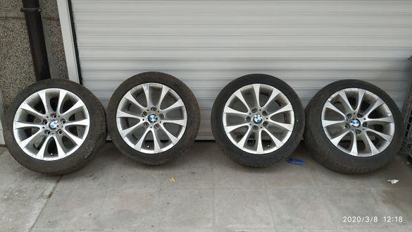 Летни гуми с оригинални джанти за БМВ