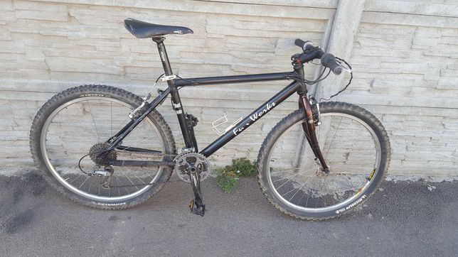 Bicicletă 26 custom xtr mavic