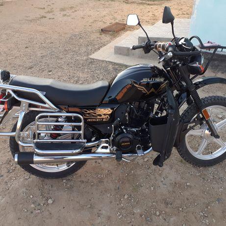 Мотоцикл желмаяяя