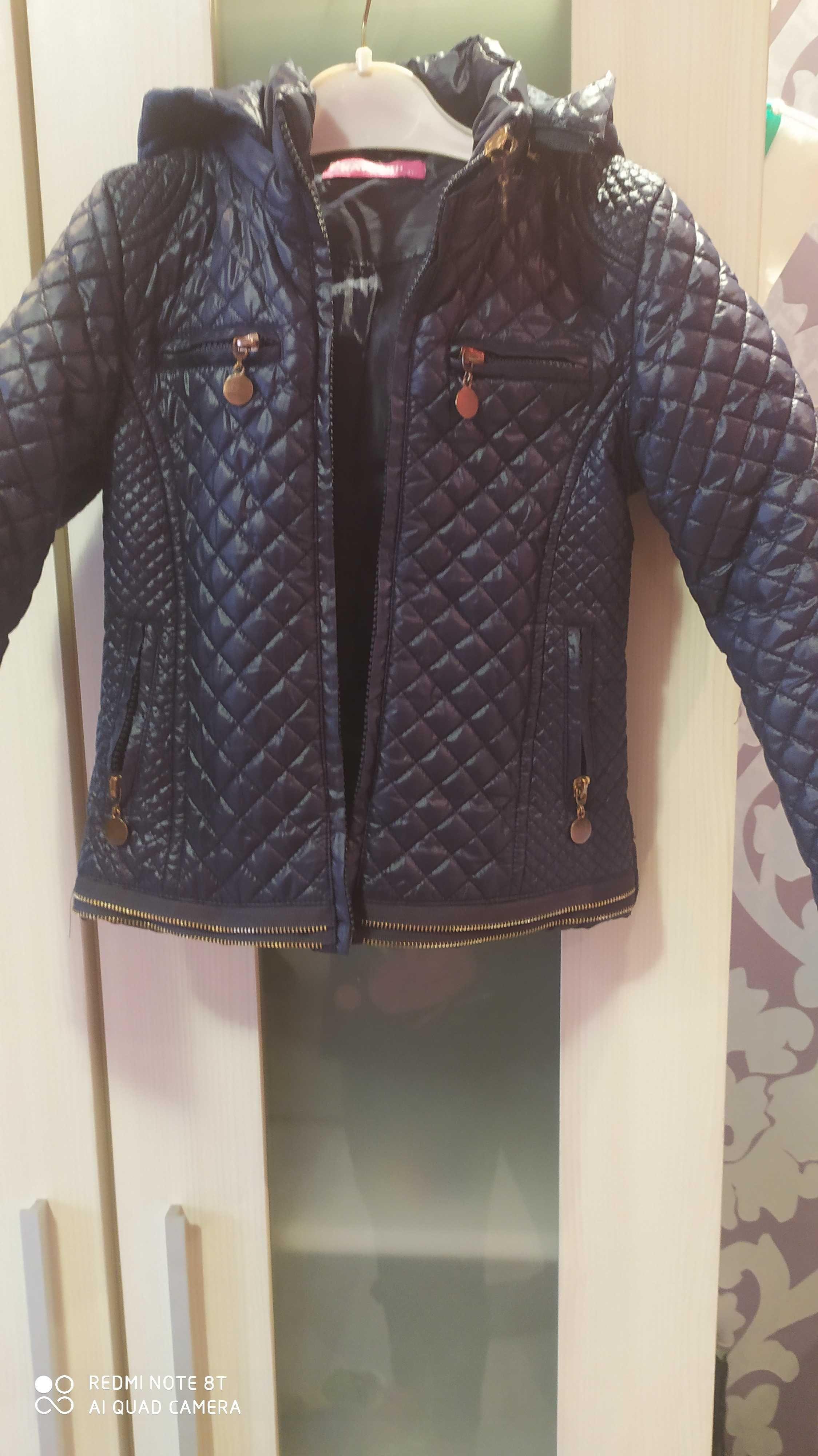 Пролетно-есенно кокетно якенце