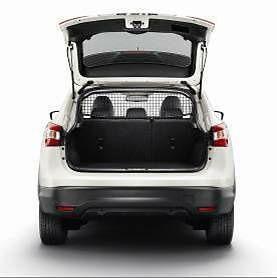 Nissan Qashqai 2014 - Решетка за багажник / куче