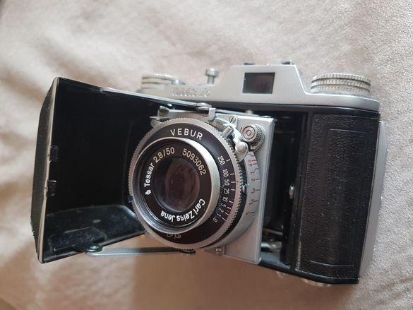 Ретро леннов аналогов фотоапарат Welta Welti Ic