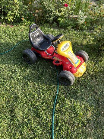 Детска акумулаторна количка -Картинг