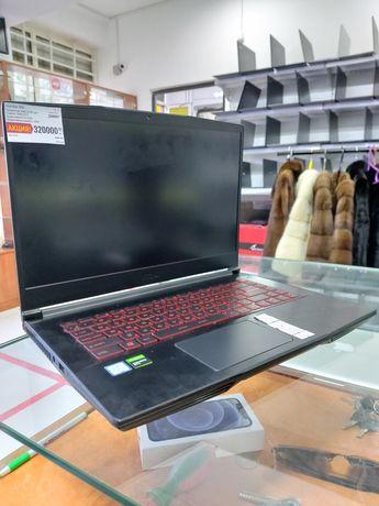Ноутбук Msi i5-9/SSD512gb/ram16gb Рассрочка 12мес/без%