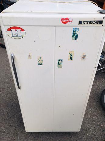 Холодильник Бирюса доставка есть