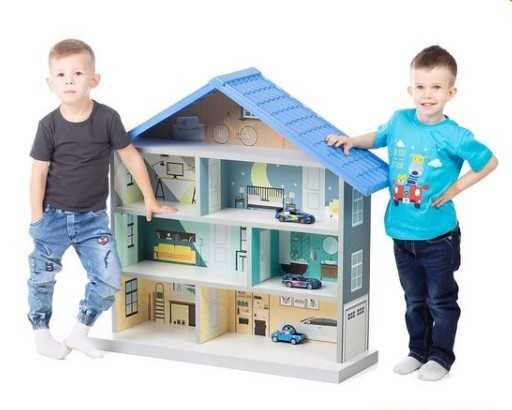 Кукольный домик для пупсов