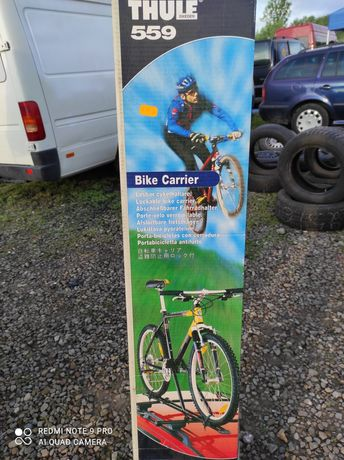 Suport portbagaj biciclete THULE 559