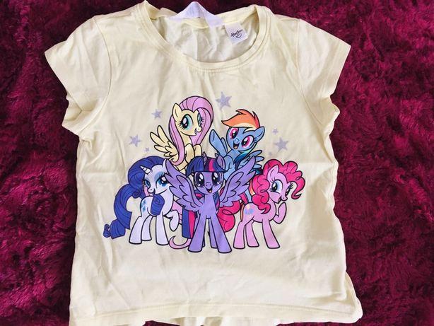 Lot tricouri fete 104 - 110 H&M