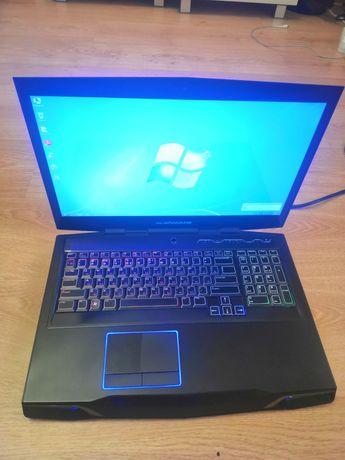 Игровой ноутбук Alienware M17x R3