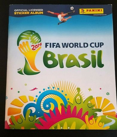 Продавам стикери на Panini World cup 2014, 2018 и албум 2018
